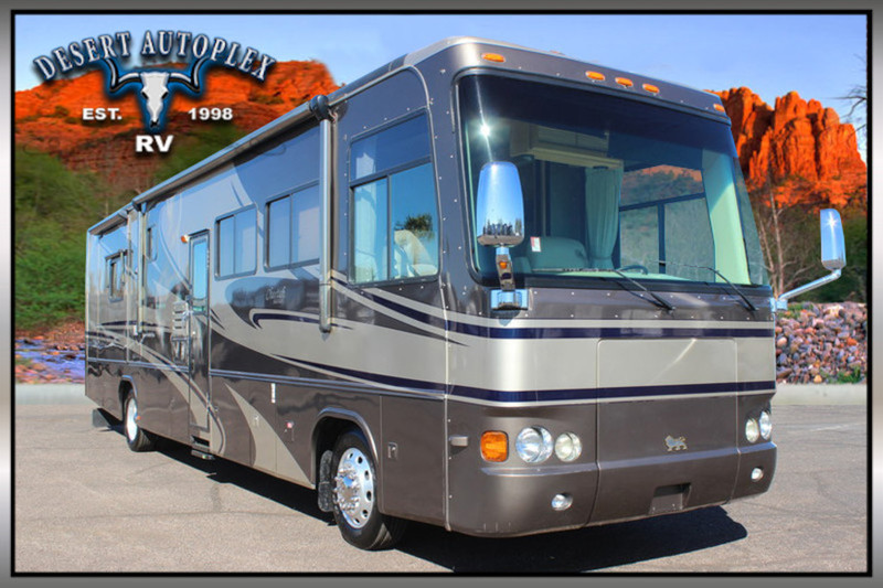 2006 Safari Cheetah 40PMT Triple Slide Class A Diesel RV