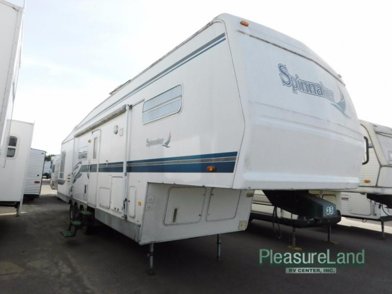 1998 Forest River Rv Spinnaker 34'