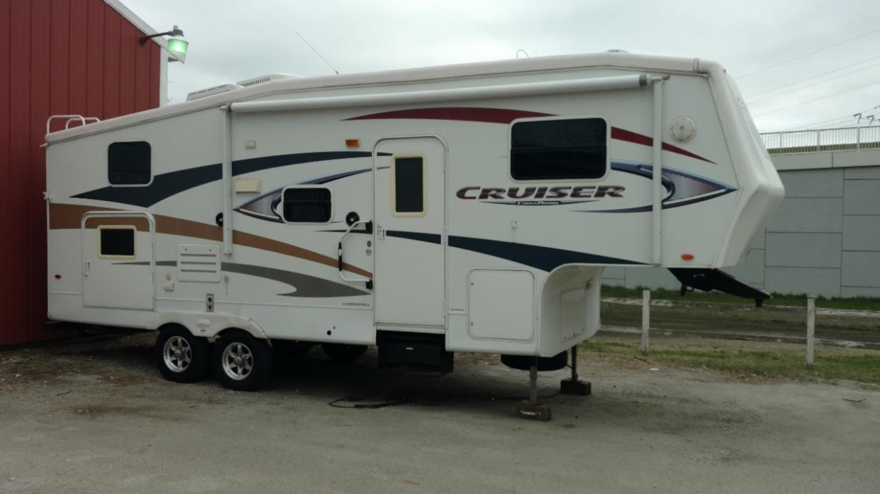 2010 Crossroads CRUISER 25