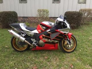 2002 Honda RC RVT100R