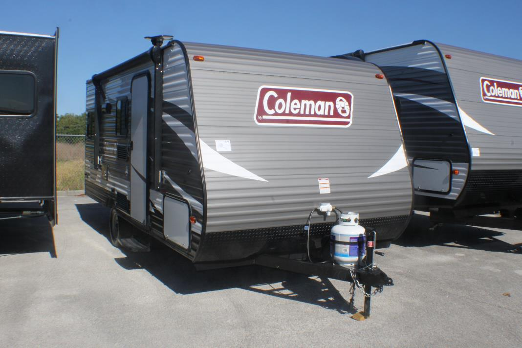 2017 Coleman COLEMAN CTS17RD, 7