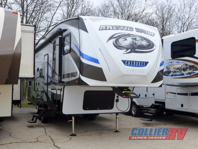 2018 Forest River Rv Cherokee Arctic Wolf 265DBH8