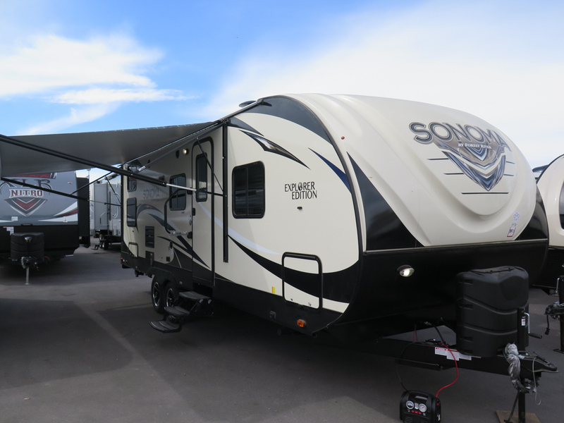 2018 Forest River Sonoma Explorer Edition 240BHS