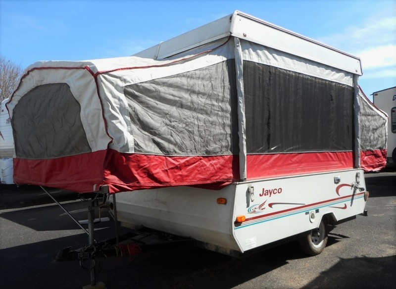 1998 Jayco Eagle 8SD