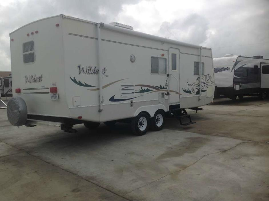 2003 Forest River Wildcat 26FBS