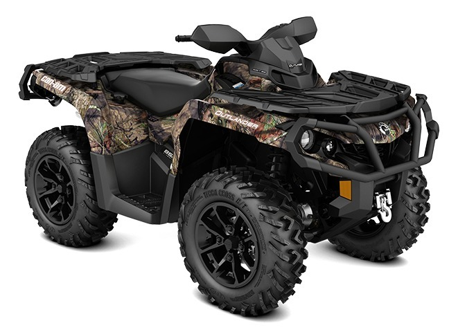 2017 Can-Am Outlander XT 650