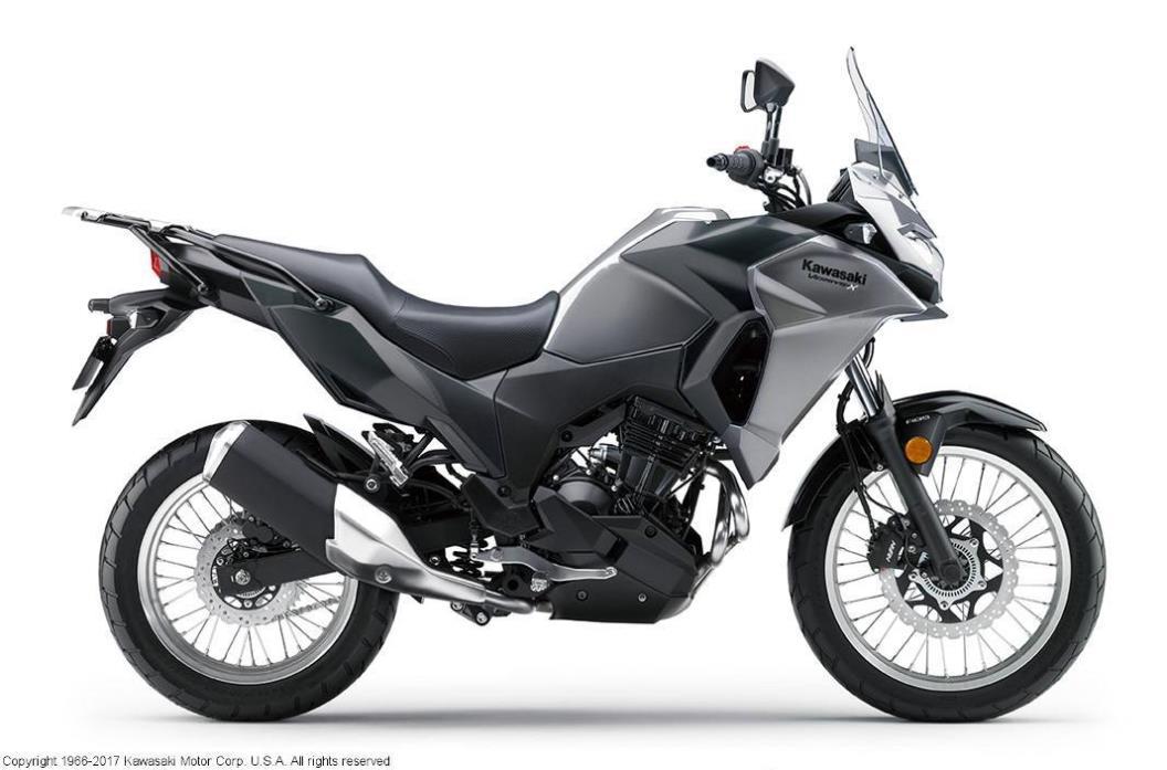 2017 Kawasaki VERSYS-X 300 ABS