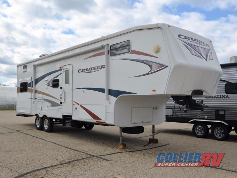 2011 Crossroads Rv Cruiser CF33LF