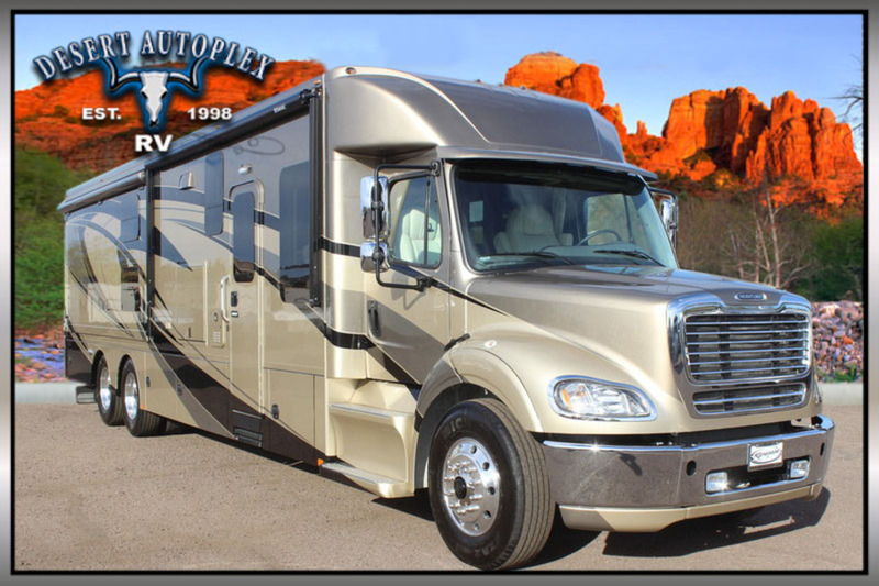 2017 Renegade Motorcoaches Explorer E39BH