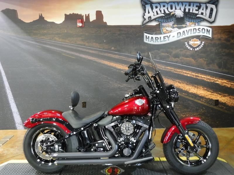 2016 Harley-Davidson FLSS - Softail Slim S