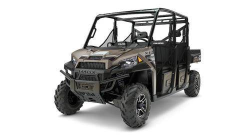 2017 Polaris Ranger Crew XP 1000 EPS