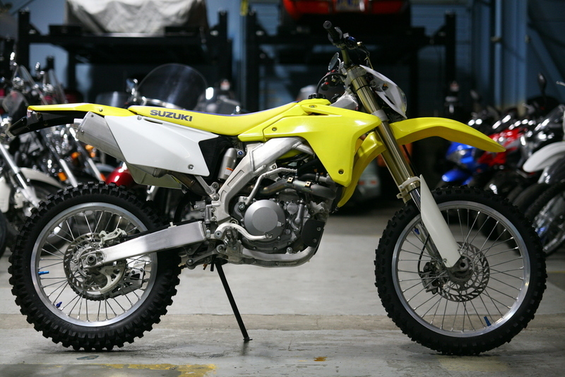 2006 Suzuki RM-Z 450