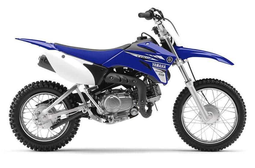 2017 Yamaha TTR110EH