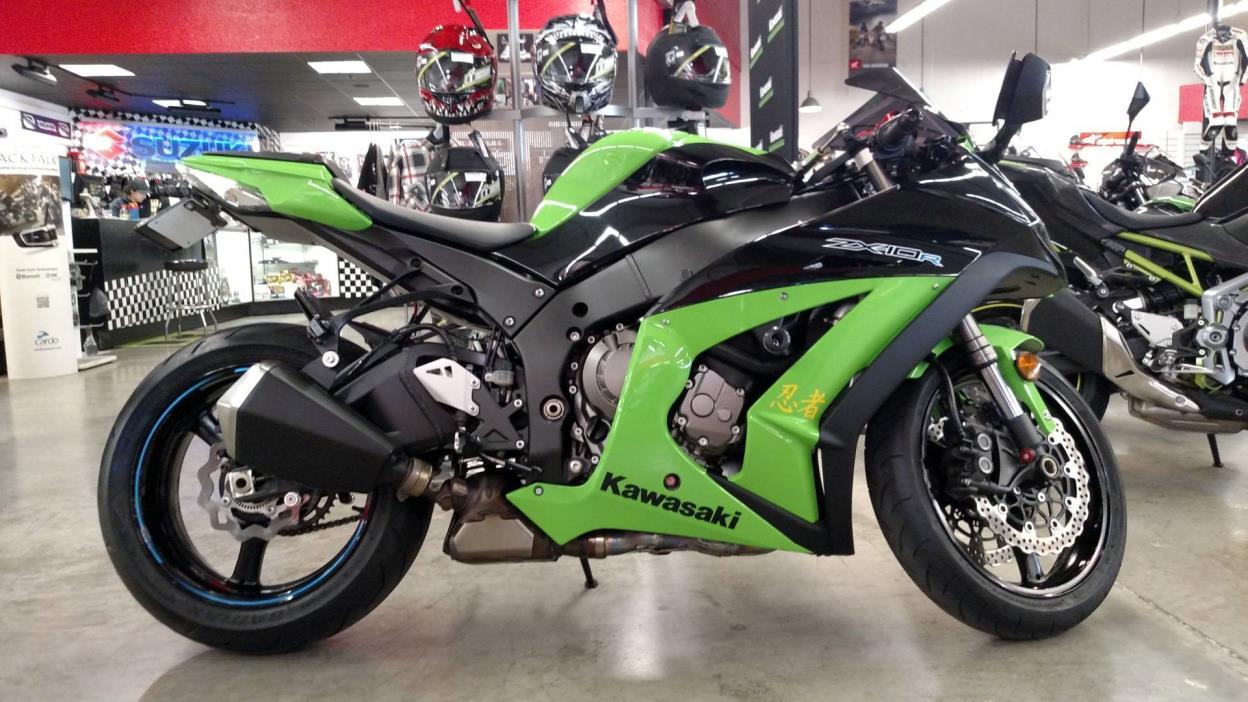 2012 Kawasaki Ninja ZX™-10R