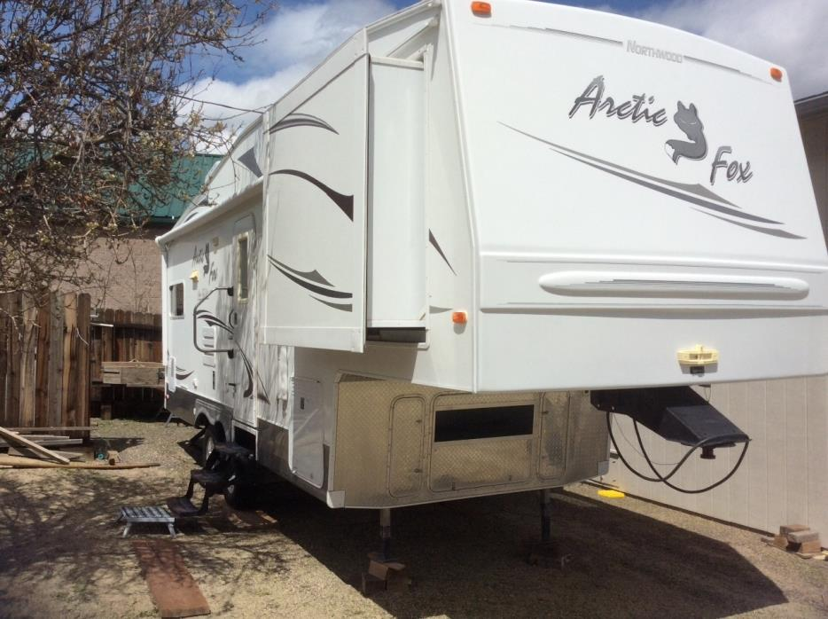 Northwood Arctic Fox 27 5l Rvs For Sale