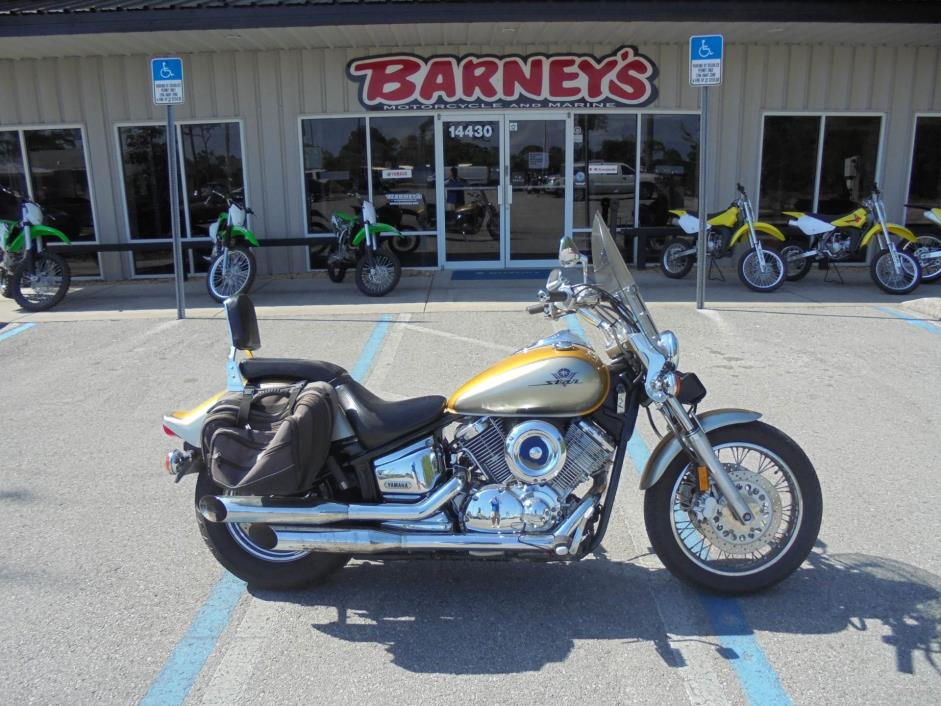 Yamaha V Star motorcycles for sale in Florida