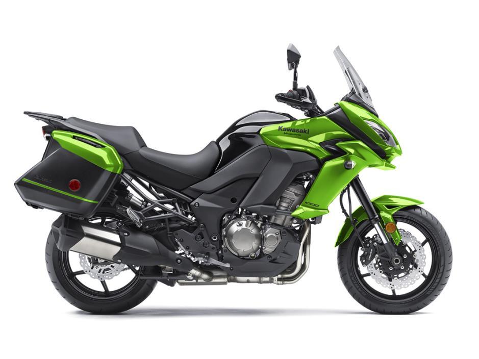 2016 Kawasaki Versys 1000 LT