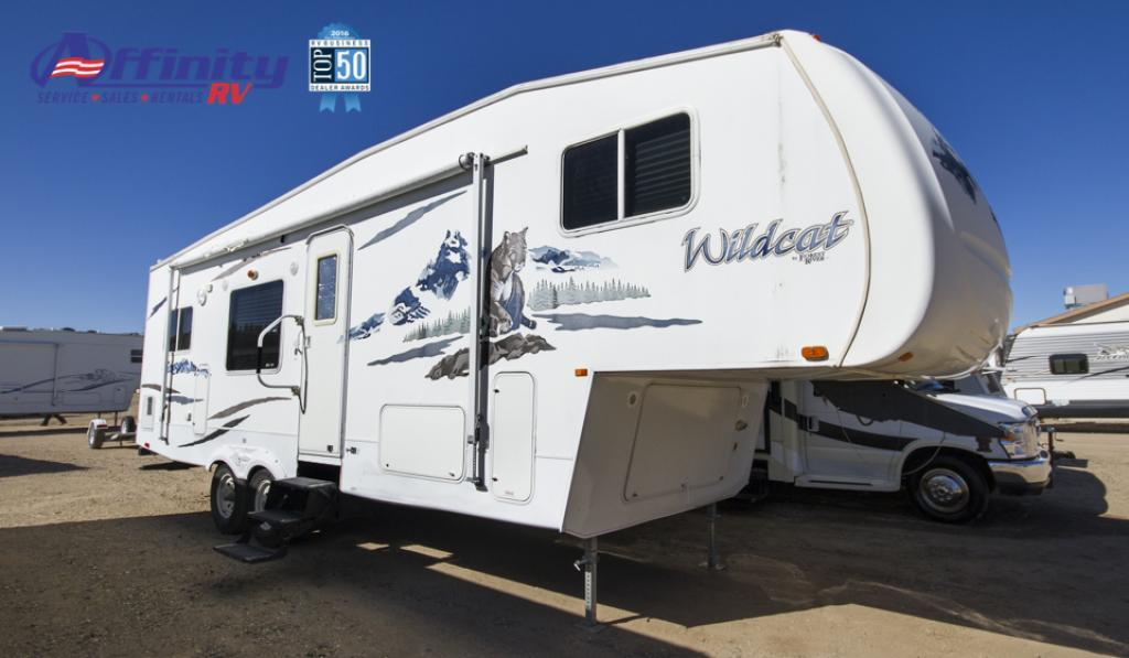 2007 Forest River Wildcat 28F