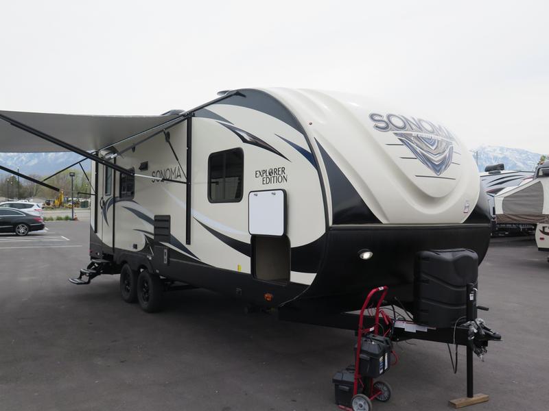 2018 Forest River Sonoma Explorer Edition 220RBS