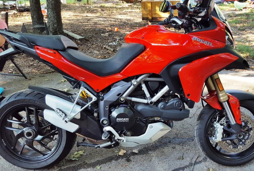 2014 Ducati MULTISTRADA 1200