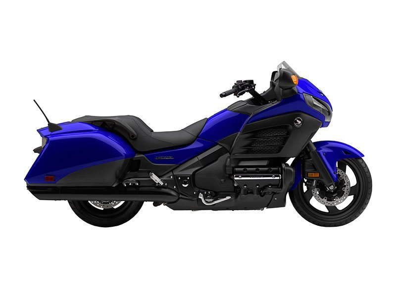 2015 Honda Gold Wing F6B Deluxe