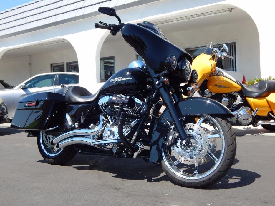 2013 Harley-Davidson STREET GLIDE SPECIAL
