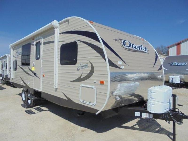 2018 Shasta Oasis 25RS