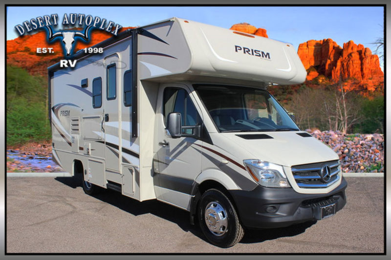 2017 Coachmen Prism Profile 2200LE