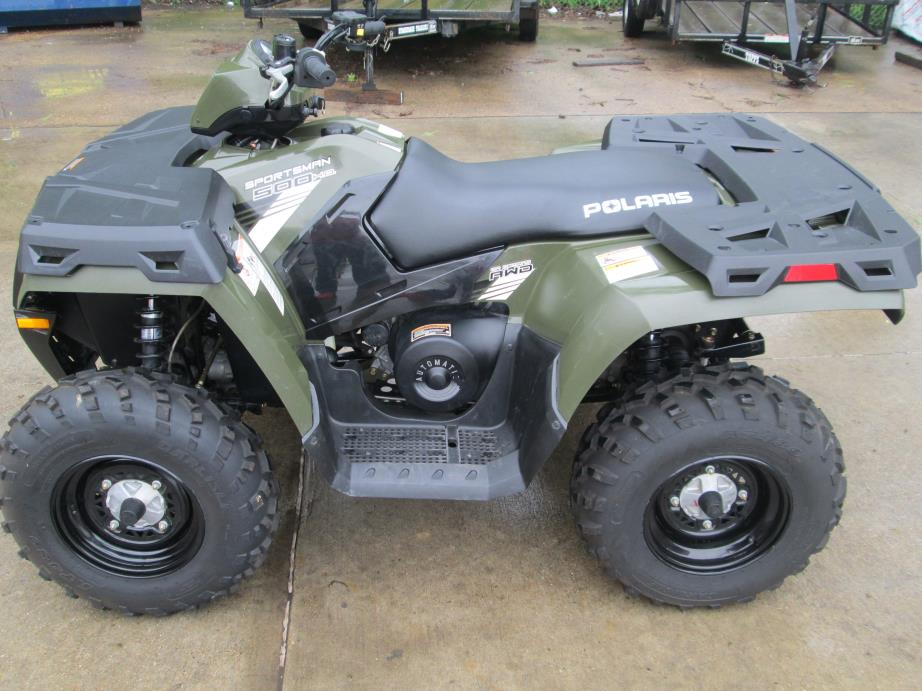 2013 Polaris SPORTSMAN 500