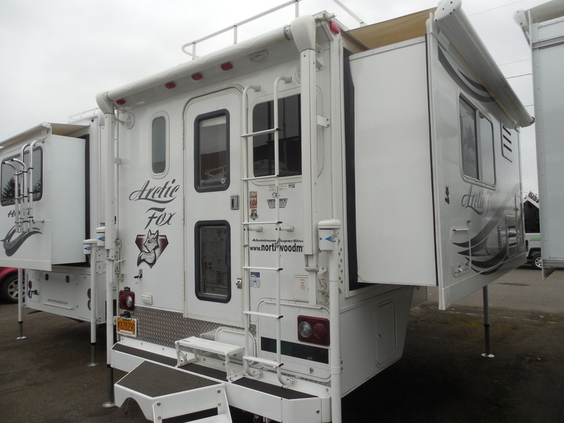 2014 Northwood Arctic Fox 1150 Dry