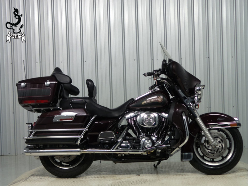 2005 Harley-Davidson FLHTCI-Ultra Classic