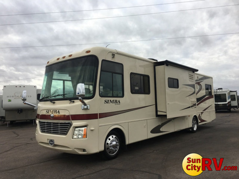 2008 Safari Simba 38SBS