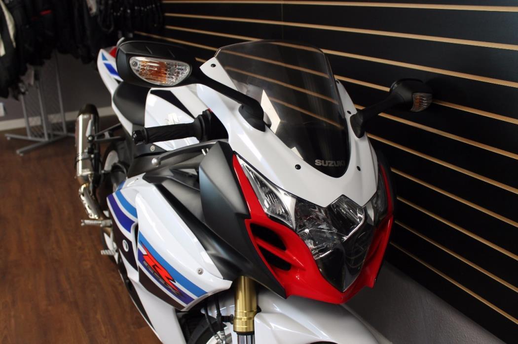 2013 Suzuki GSX-R 1000 SE