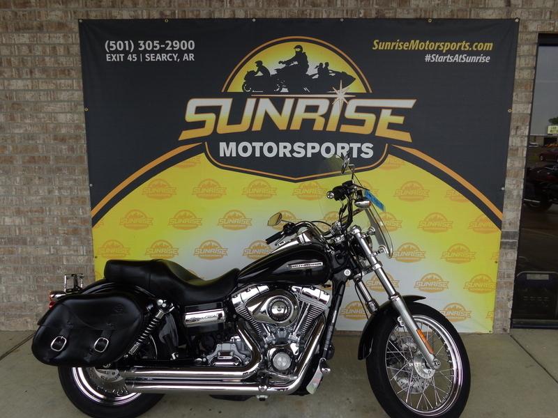 2008 Harley-Davidson FXD - Dyna Super Glide