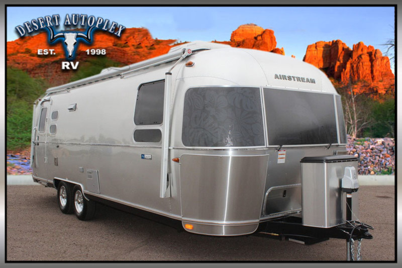 2017 Airstream Tommy Bahama Special Edition Travel Trailer 27FB