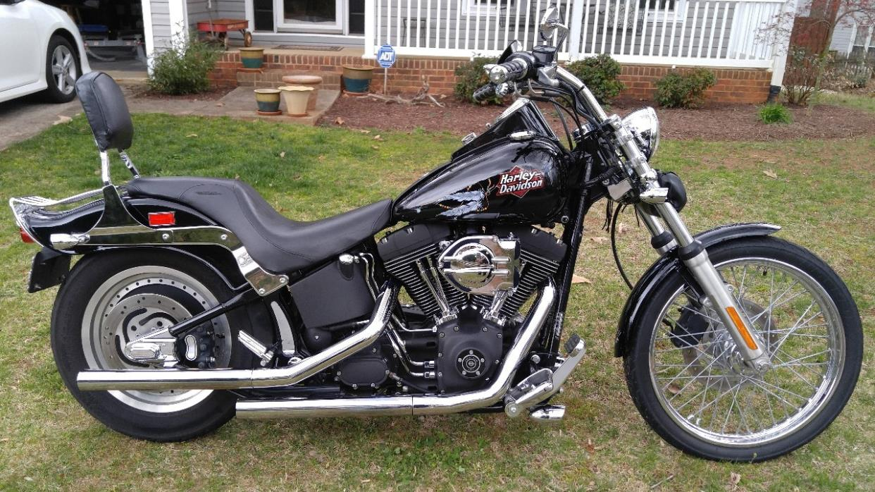 2001 Harley-Davidson NIGHT TRAIN