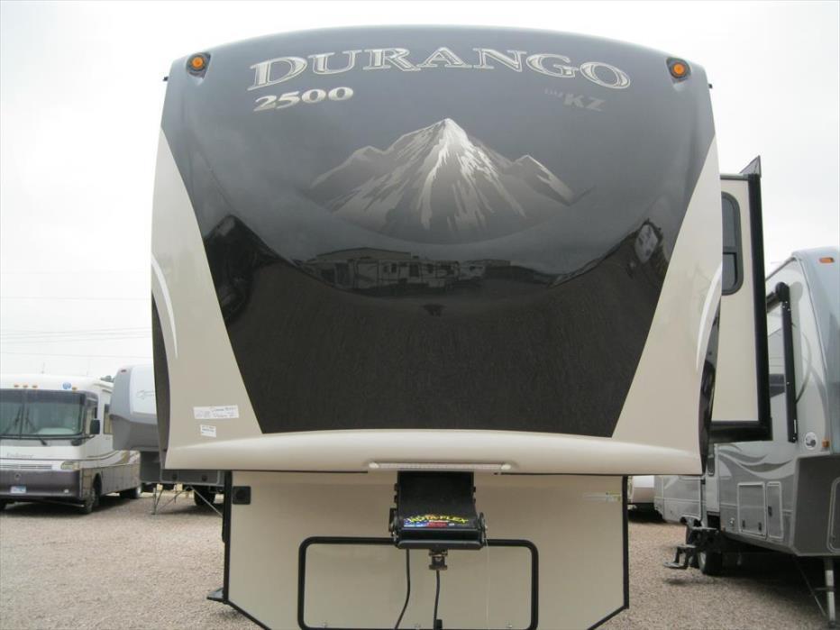 2016 K-Z Durango 2500 D325RLT