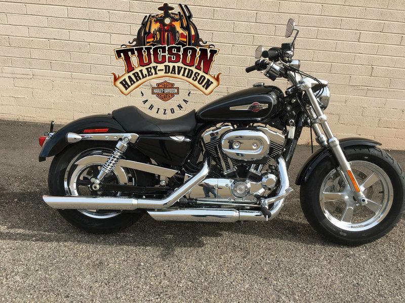 2014 Harley-Davidson XL1200C - Sportster 1200 Custom