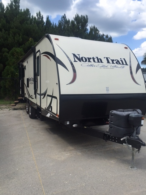 2014 Heartland NORTH TRAIL 26 LRSS