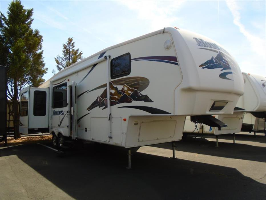 2007 Keystone Montana 3650RK