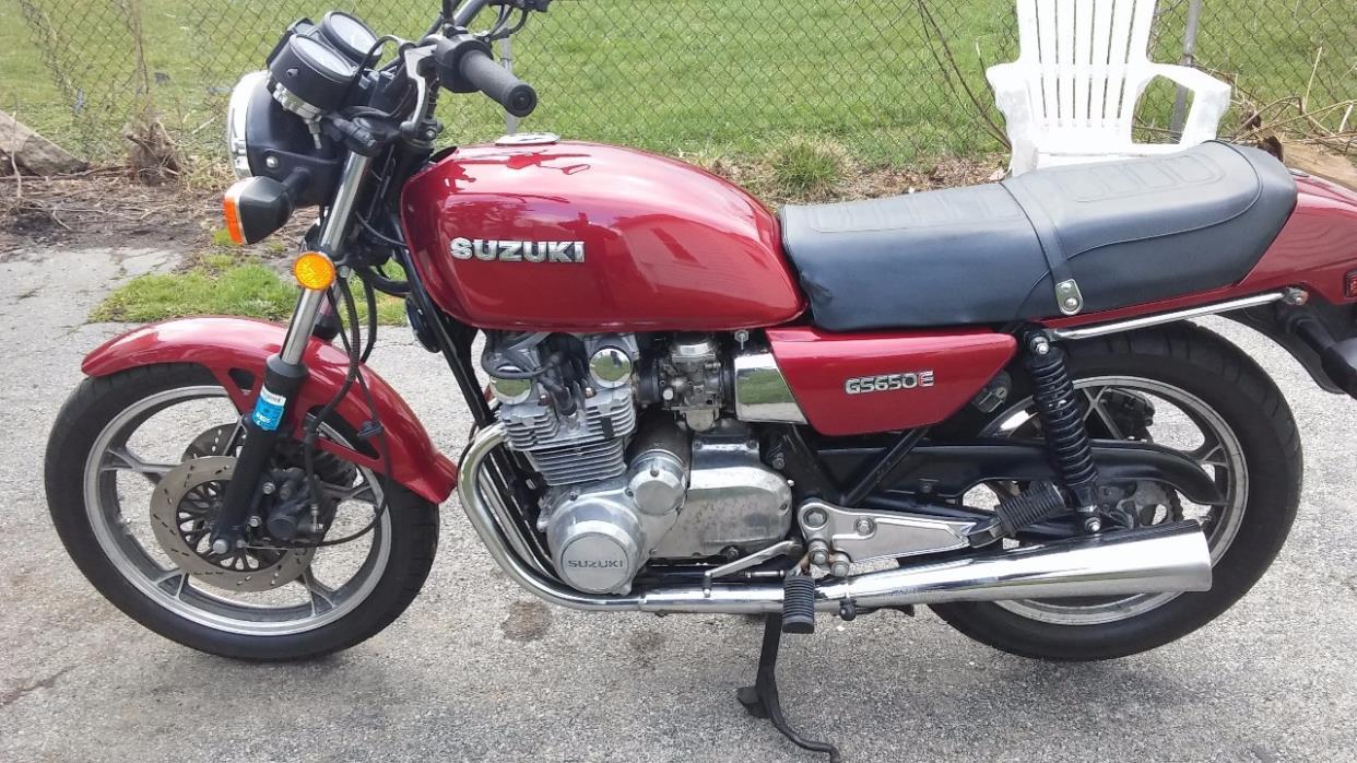 Suzuki Model Gs