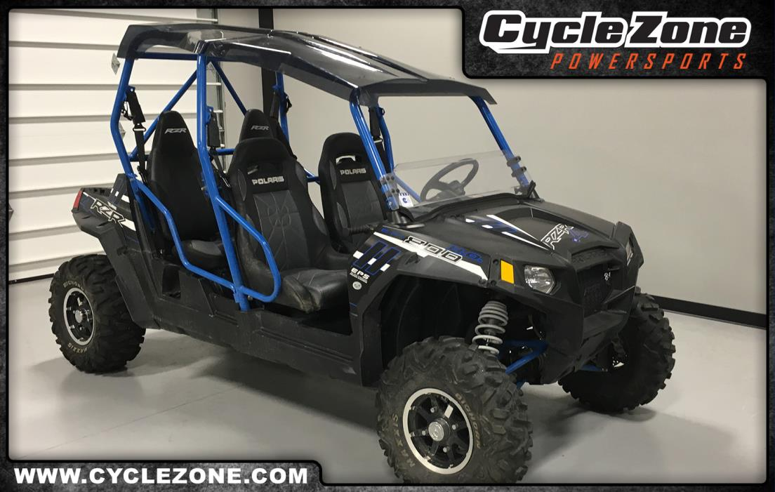 2014 Polaris RZR 4 800 EPS - Stealth Black LE