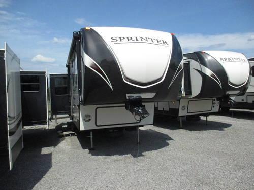 2017 Keystone Sprinter 298FWRLS