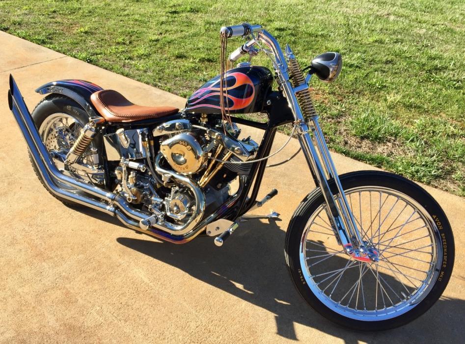 1974 Harley-Davidson SUPER GLIDE