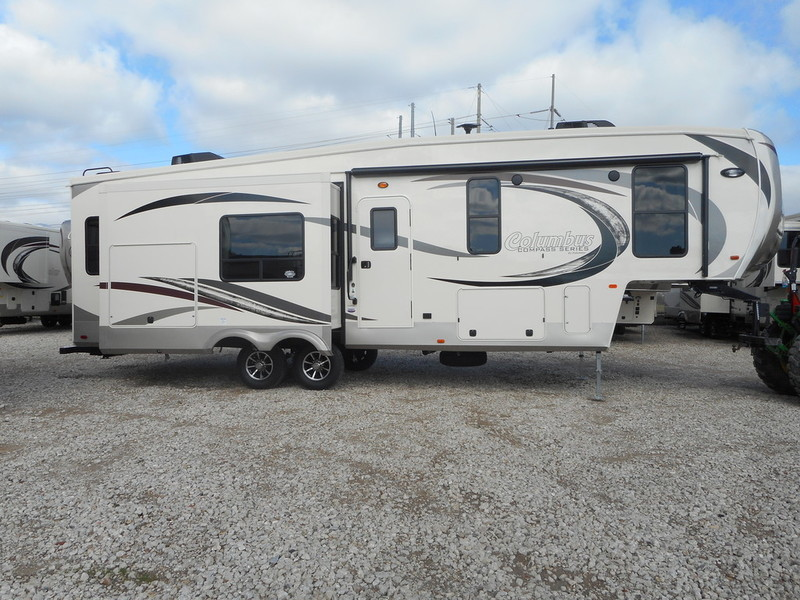 2017 Palomino Columbus Fifth Wheel 298RL
