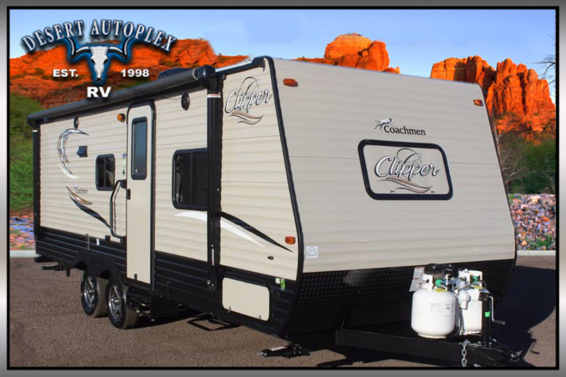 2017 Coachmen Clipper Ultra-Lite 21BH