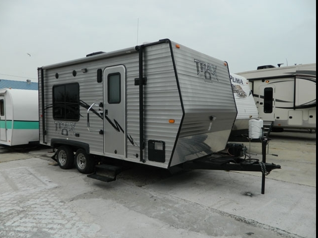 2008 Frontier Trax 16F