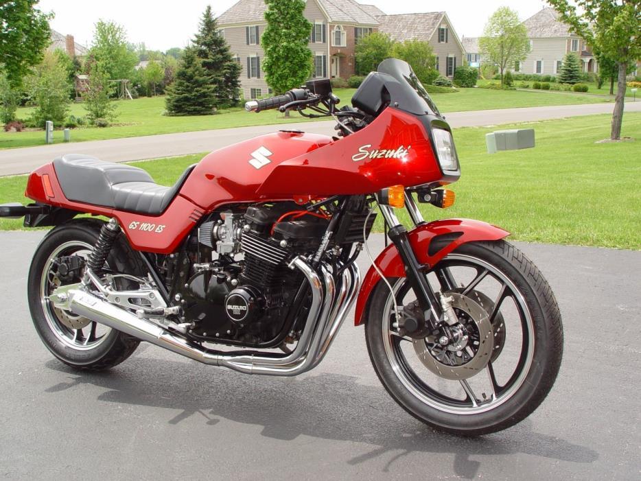 1983 Suzuki GS 1100