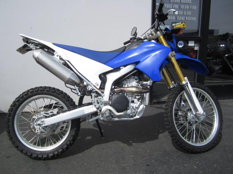 2014 Yamaha Wr250r Motorcycles for sale
