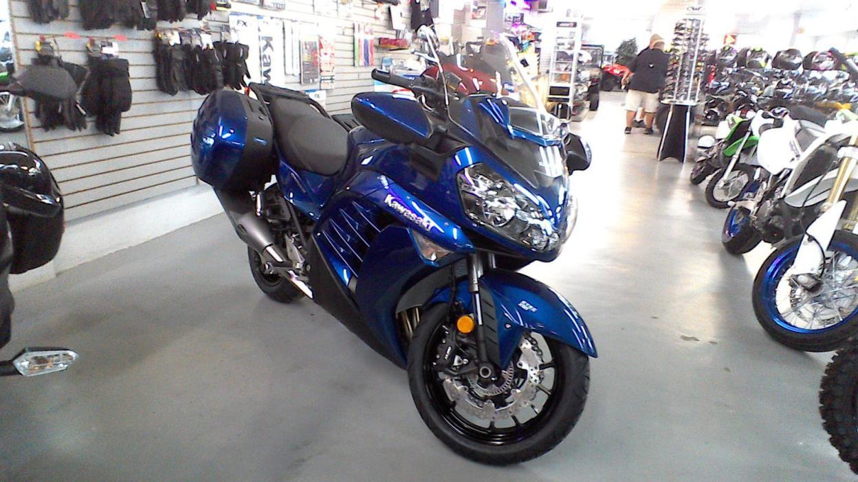 2017 Kawasaki ZG1400EHF
